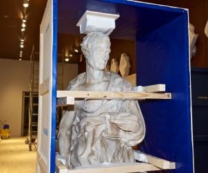 Allestimento del nuovo Museo dell'Opera del Duomo Firenze, Foto Opera del Duomo / Claudio Giovannini