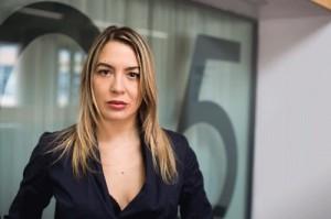 La regista Cecilia Zoppelletto