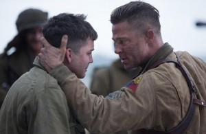 """Un'immagine dal film """"Fury""""."""