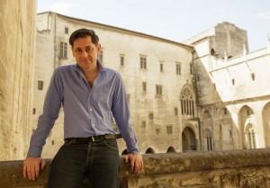 Olivier Py ad Avignone, foto C.Raynaud de Lage