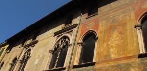 Facciata Museo Miniscalchi Erizzo - Foto di Francesca Zardini