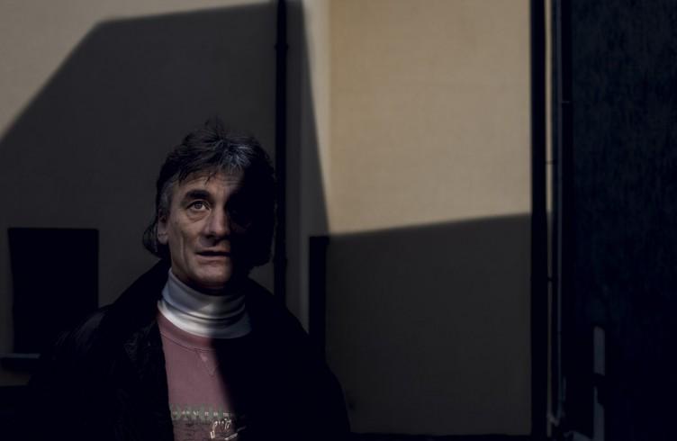 In questa foto l'ex sindaco di Viganella Pier Franco Midali.