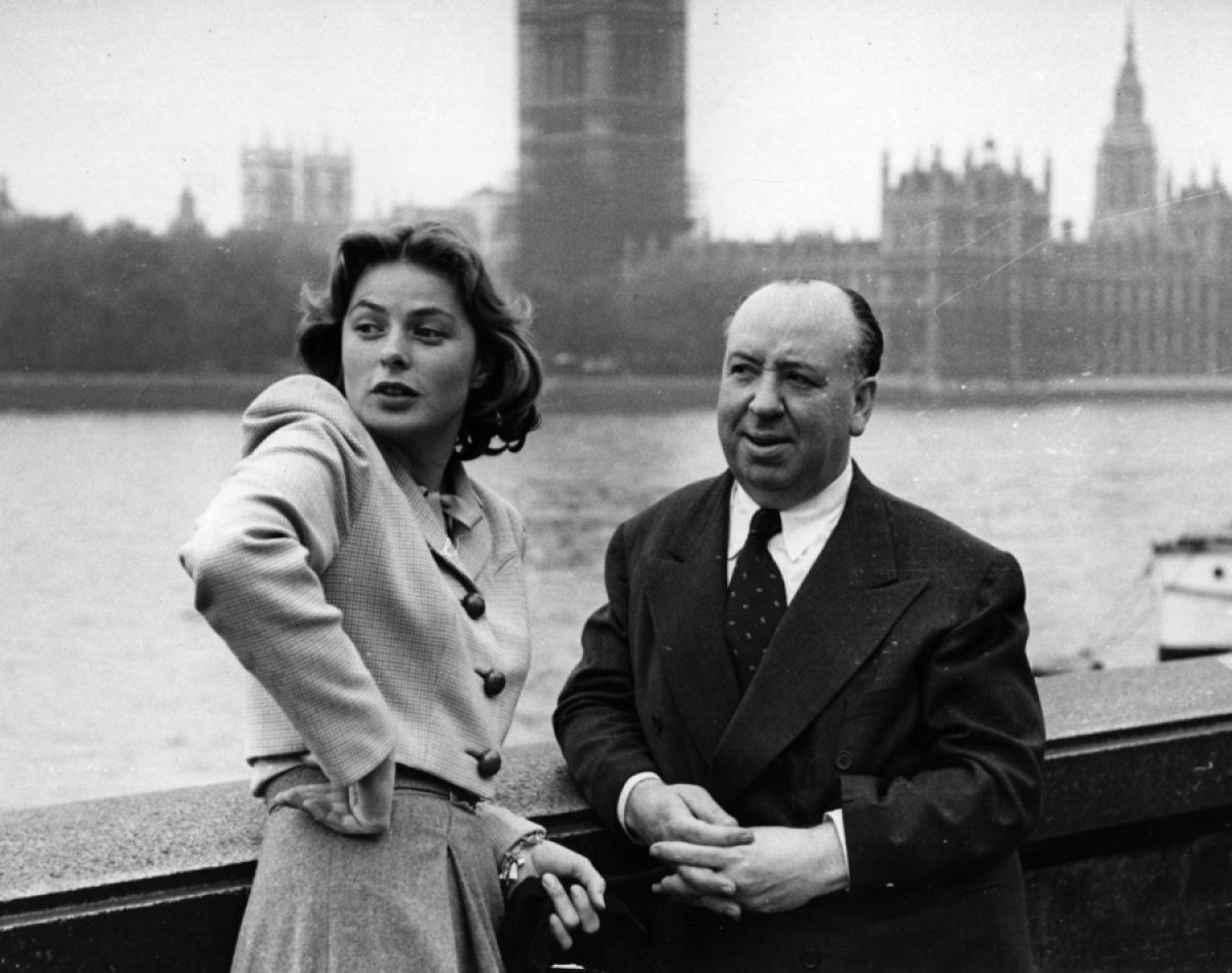 Ingrid e Alfred