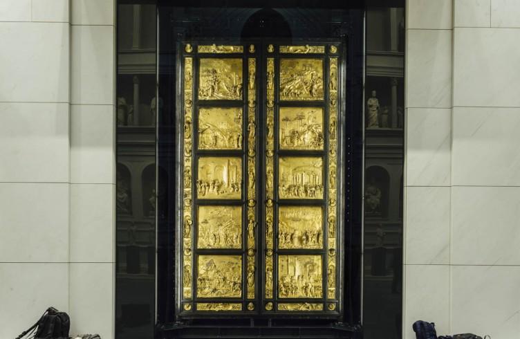 Lorenzo Ghiberti, La Porta del Paradiso (Nuovo Museo dell'Opera del Duomo)
