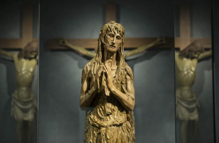 Donatello, Maddalena penitente (Nuovo Museo dell'Opera del Duomo)