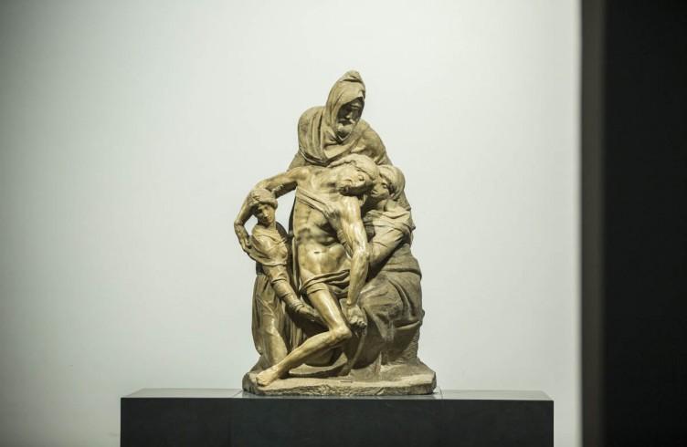 Michelangelo, Pietà (Nuovo Museo dell'Opera del Duomo)