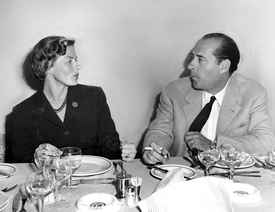 Roberto Rossellini Ingrid Bergman