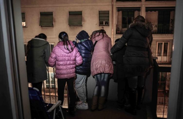 Tentativo di occupazione di uno stabile in via Corridoni da parte del Movimento Lotta per la Casa di Bargellini, 2014