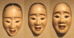 Maschere del Teatro No