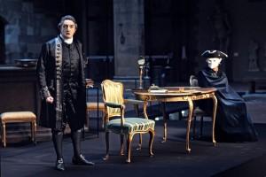 Il ritorno di Casanova, di A. Schnitzler foto di L.Manfrini
