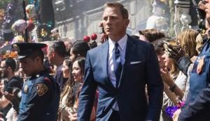 Daniel Craig nei panni di James Bond in Spectre, ultimo capitolo della saga di 007