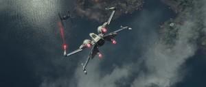 Inseguimenti spaziale nell'ultimo Star Wars diretto da J. J. Abrams
