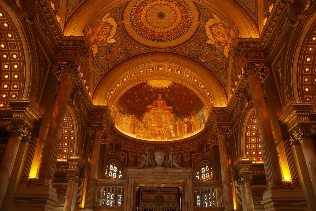Decorazioni della Sala del trono