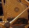Carro da guerra in oro, Museo del Cairo