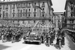 9 maggio 1938, Hitler a Firenze (Archivio Locchi)