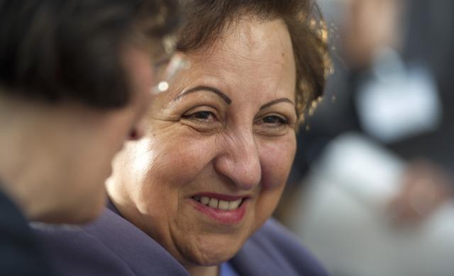 Shirin Ebadi (http://lottovolante.plnet.forumcommunity.net/?t=57090734)