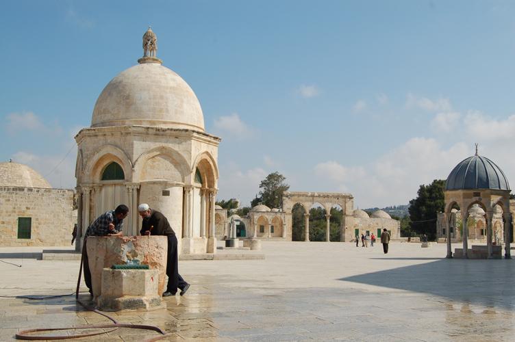 la Spianata delle Moschee, c.F. Napoli