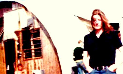 Bobby Sands nei primi tempi della sua prigionia a Long Kesh (B. Sand Trust Archives)
