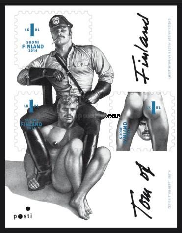 L'omoerotismo orgoglioso di sé di Tom il Finlandese (Stampworld.com)