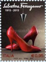 Salvatore Ferragamo 1915 – 2015 (Stampworld.com)