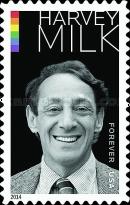 Harvey Milk – Attivista diritti Gay (USA) (Stampworld.com)