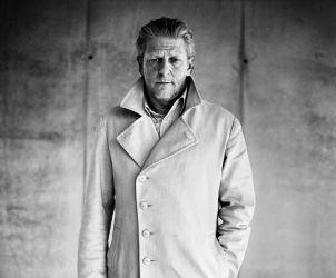 Jan Fabre (foto di Stephan Vanfleteren)