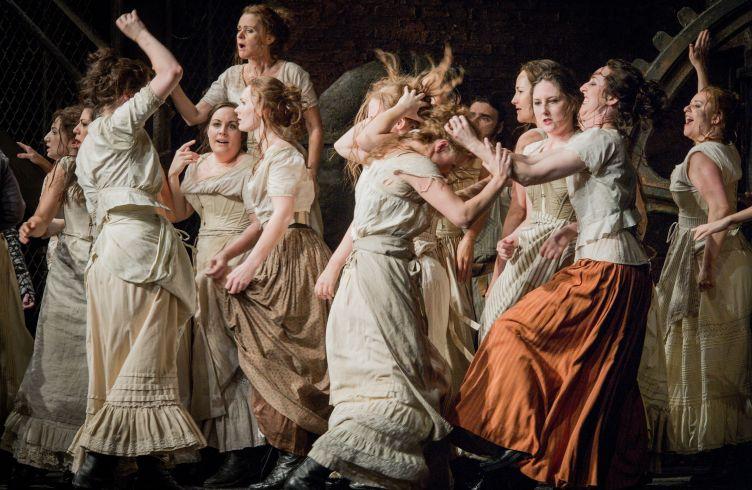 Carmen - Bizet - Glyndebourne - 23 May 2015