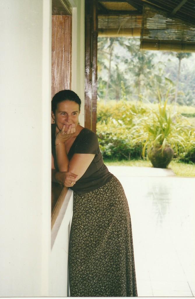 La scrittrice Idanna Pucci