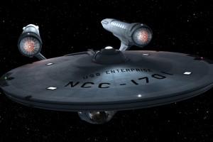 Il celeberrimo Enterprise