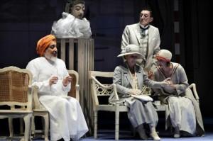 Passaggio in India, di E.M. Forster drammaturgia di F.Tiezzi e S. Lombardi regia di F.Tiezzi, Teatro Metastasio, Prato 2008 foto