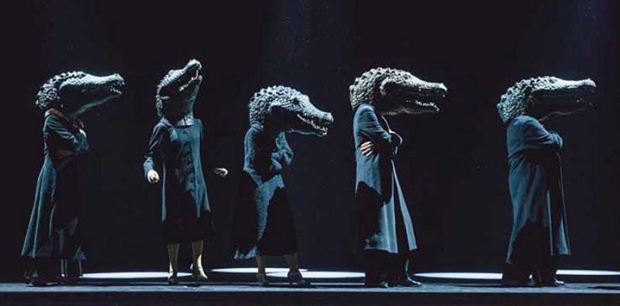 Questa sera si recita a soggetto di L. Pirandello, regia F.Tiezzi, Piccolo Teatro di Milano 2015