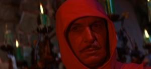 """Una scena de """"La maschera della morte rossa"""""""