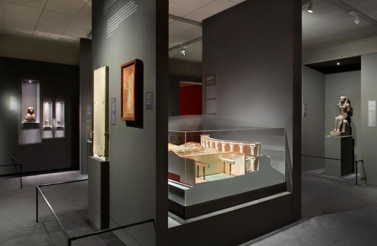 Il Nilo a Pompei Museo Egizio di Torino Copyright Barbara Corsico