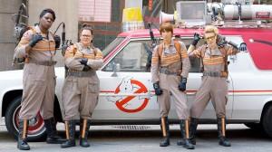 Il team Ghostbusters tutto al femminile
