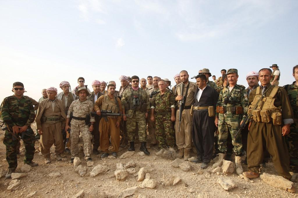 Peshmerga Curdi- (Independent)
