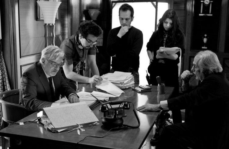 Il ragazzo della Giudecca: Luigi Diberti con Alfonso Bergamo e Giancarlo Giannini