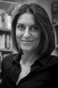 L'autrice in uno scatto di Valeria Tescari