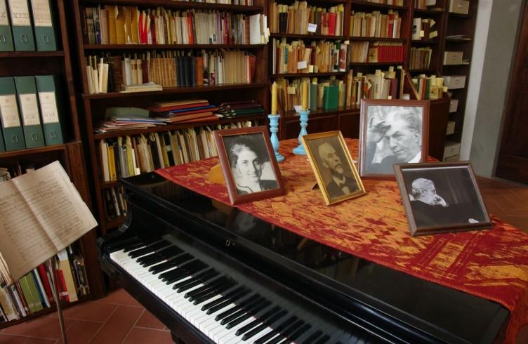 Il pianoforte di Dallapiccola al Gabinetto Vieusseux